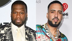 French Montana Falls Back at 50 Cents for his Hospital to be Ridiculed