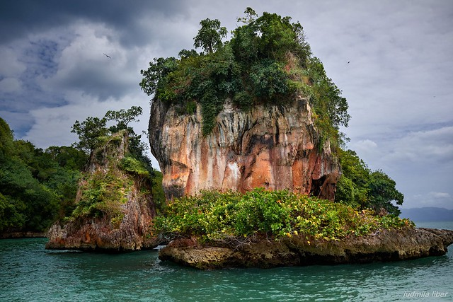 Los Haitises National Park.