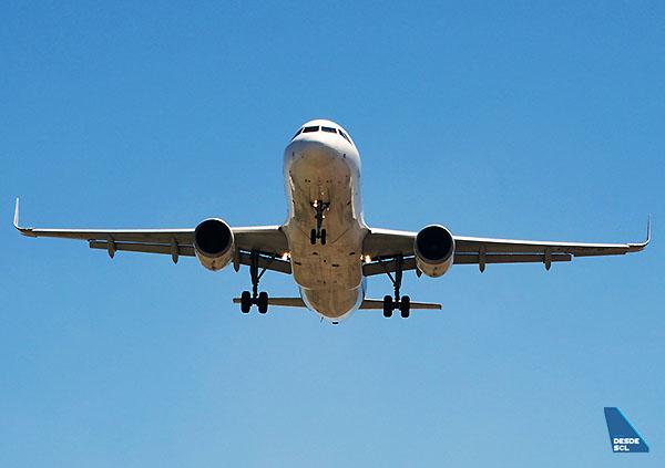 Avión neutro aproximación (RD)