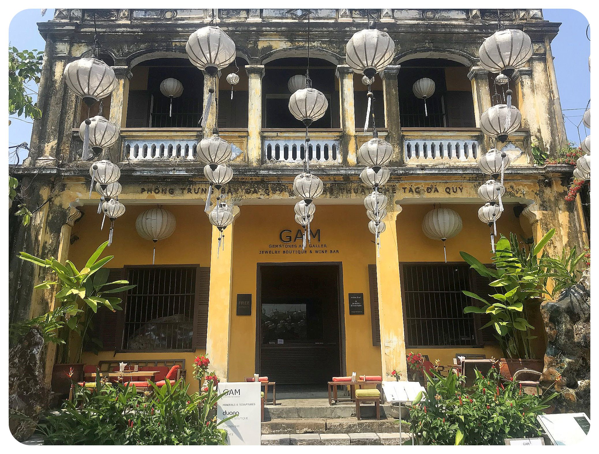 vietnam historic home hoi an