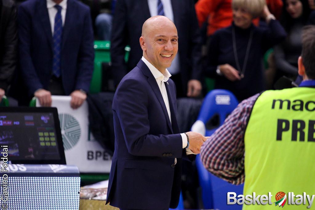 Dinamo, Sardara annuncia: questo il mio ultimo anno alla guida