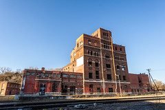 Abandoned Old Imperial Brewing Company, Kansas City, Missouri