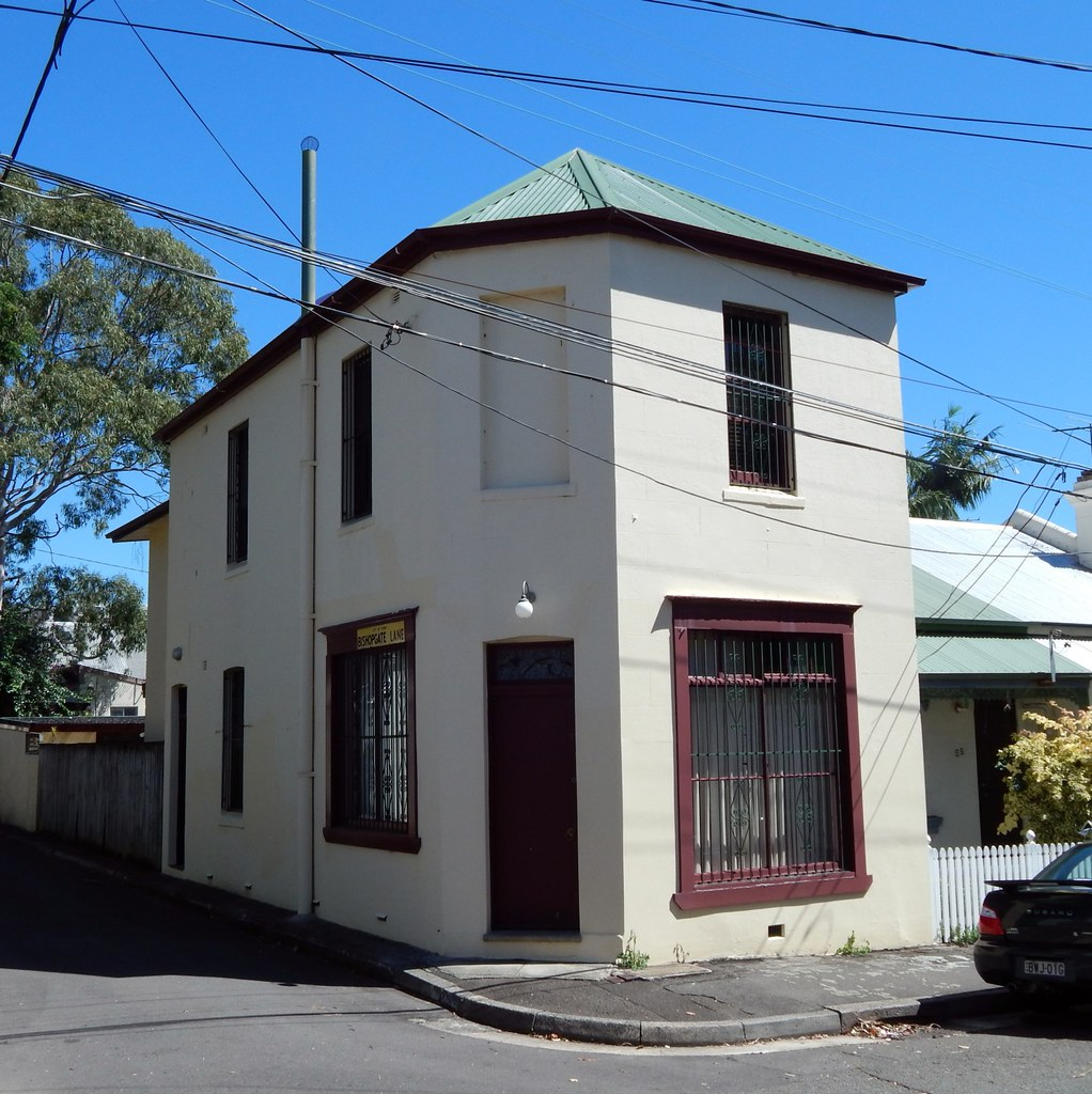 Former Shop, Camperdown, Sydney, NSW.