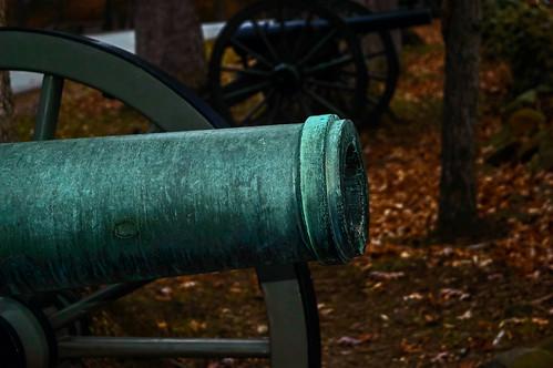 Memphis Napoleon Gun