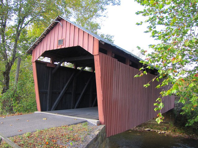 Simpson Creek Covered Bridge