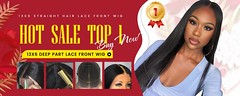 13X6 HD LACE FRONT HUMAN HAIR WIGS STRAIGHT