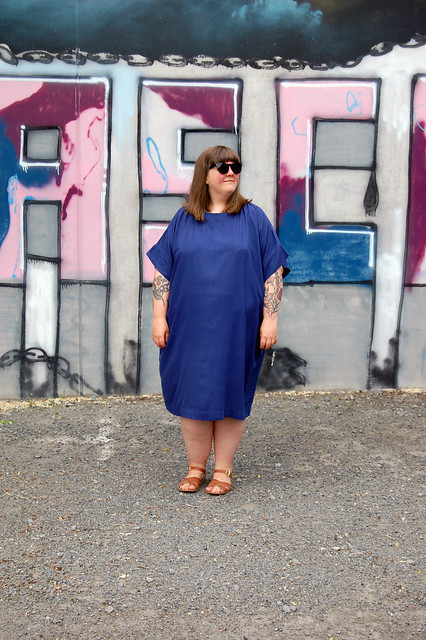 Torrens Box Dress front