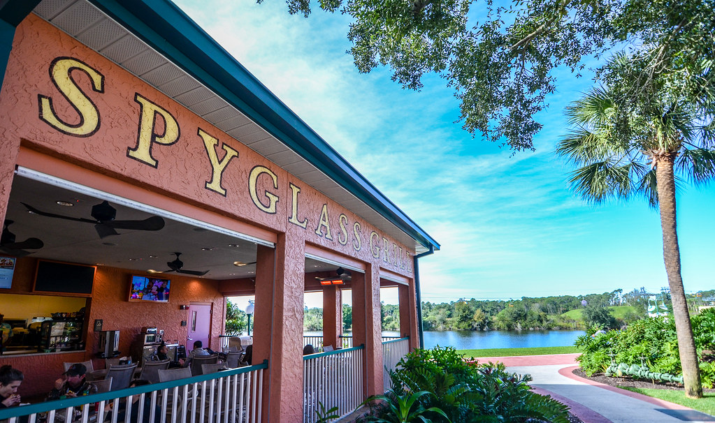 Spyglass Grill and Skyliner