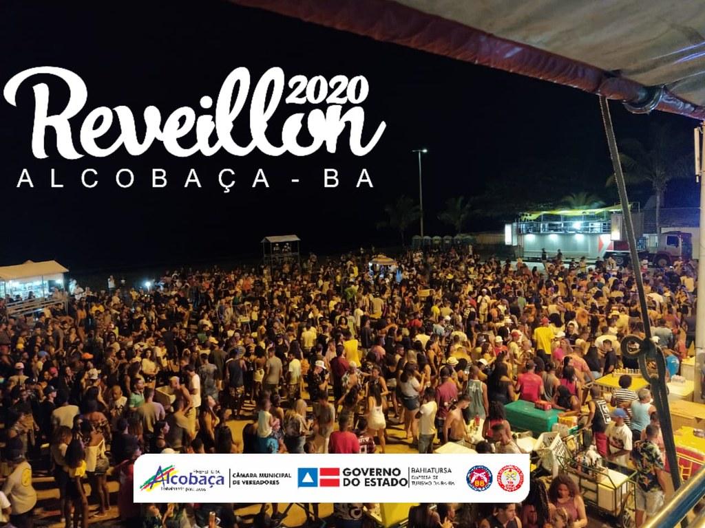 Primeira noite do Réveillon 2020 de Alcobaça (1)