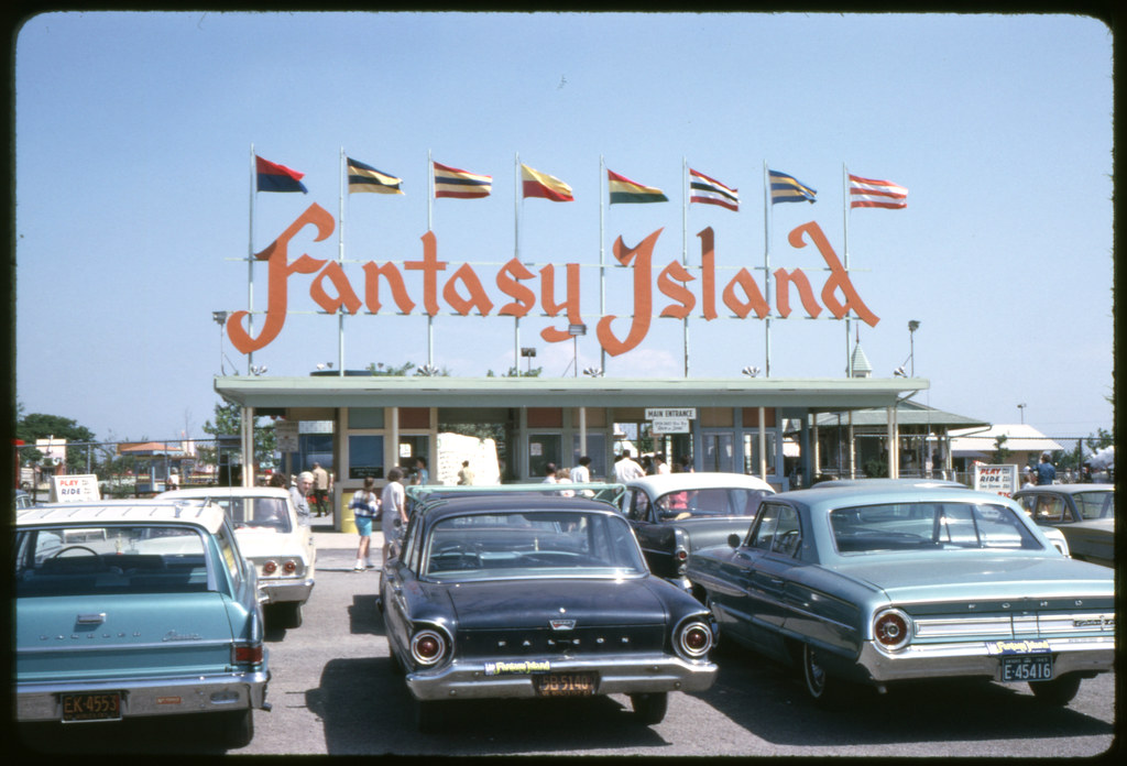 Fantasy Island Grand Island