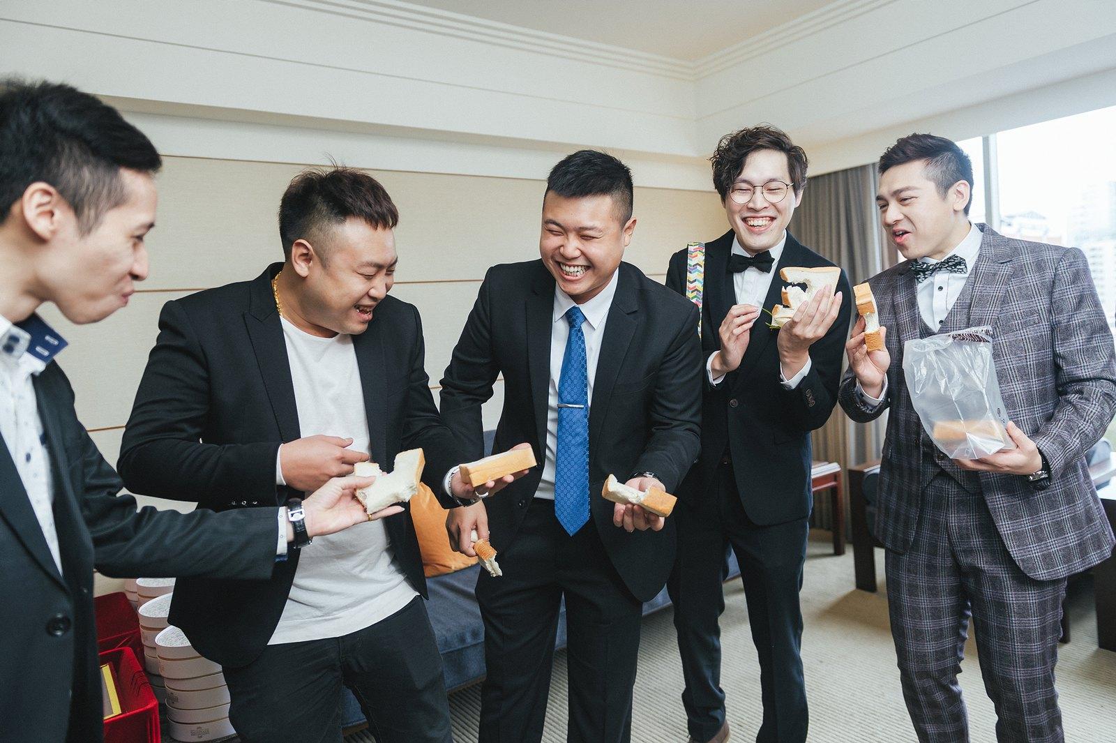 【婚攝】Hsiang & Cian / 台北晶華酒店 Regent Taipei