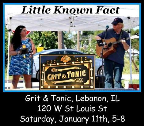 Little Known Fact 1-11-20