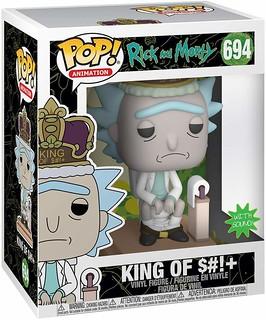 「Shy Pooper」必買! Funko Pop! Animation 系列《瑞克和莫蒂》搭載音效的「大便之王」(King of Shit)失落現身