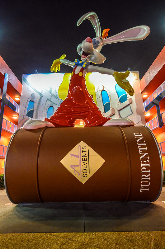 Roger Rabbit Pop Century