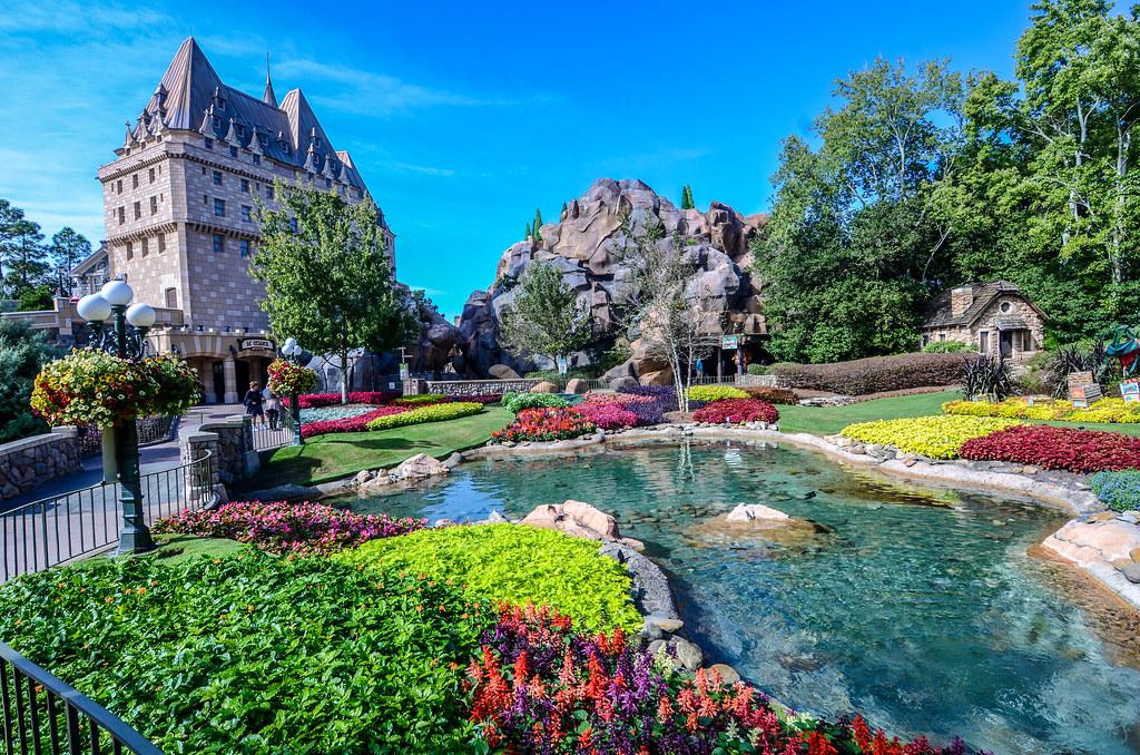 Canada gardens Epcot