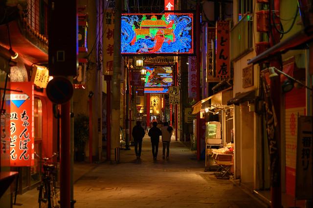 Nagasaki Shinchi Chinatown(長崎新地中華街)