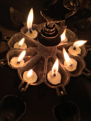 Chanukah 2019 Pooja Lamp