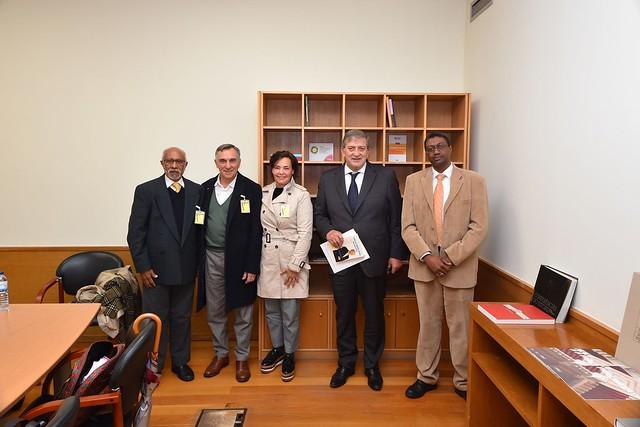 Portugal-2019-11-19-UPF Delegation Visits Portuguese Parliament