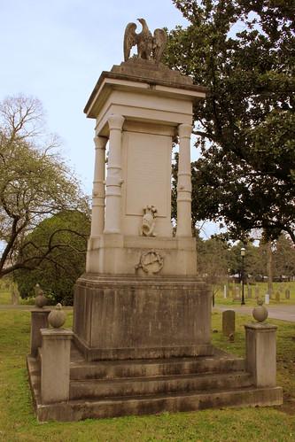 Burial Site of Gov. William Carroll