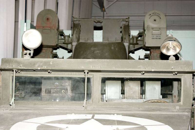 White M16 Gun Motor Carriage 3