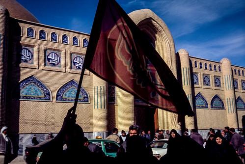 iraq alberto east flag gulf irak middle mosque najaf pilgrim puyal religion war women