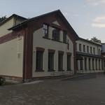 Vaboles muižas stallis, 03.08.2018.