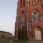 Līksnas Svētās sirds Romas katoļu baznīca and bij. Līksnas pamatskola, 04.08.2018.