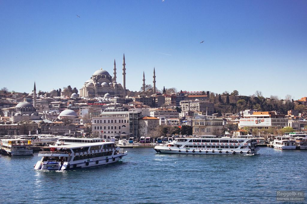 стамбул фото мечети босфор