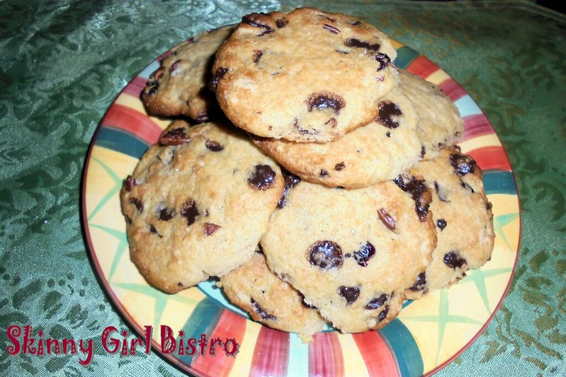 Photo: Cranberry Chocolate Chip Cookies