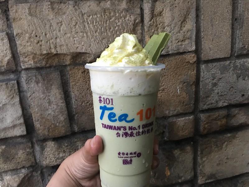 Tea 101c California Garden Square
