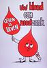 Uw bloed een noodzaak