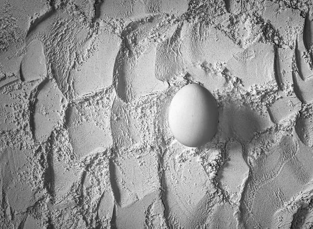 Egg and Flour (aka Birth of a New Decade)
