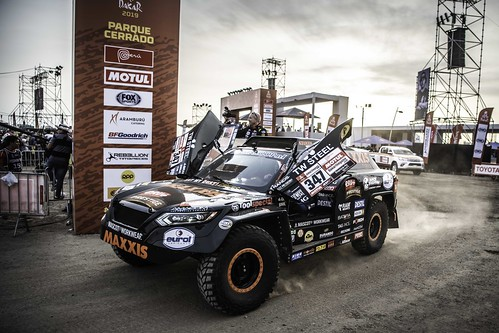Best of Dakar 2019