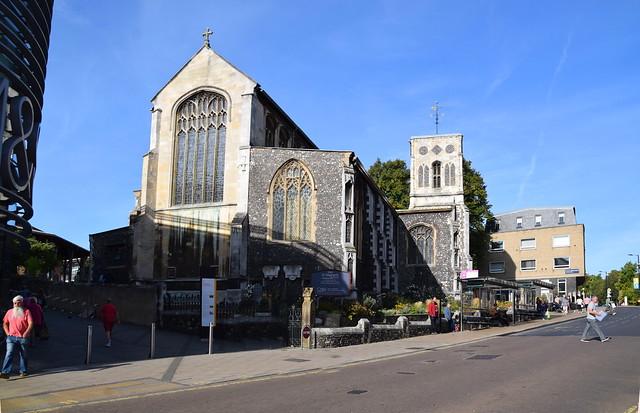 Norwich St Stephen