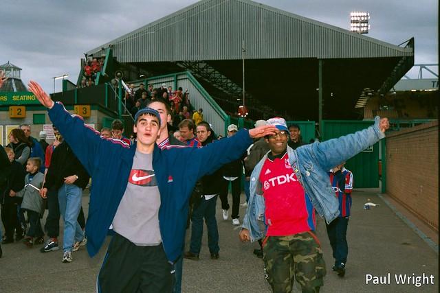 Norwich City v Crystal Palace (11 March 2000)