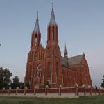 Līksnas Svētās sirds Romas katoļu baznīca, 04.08.2018.