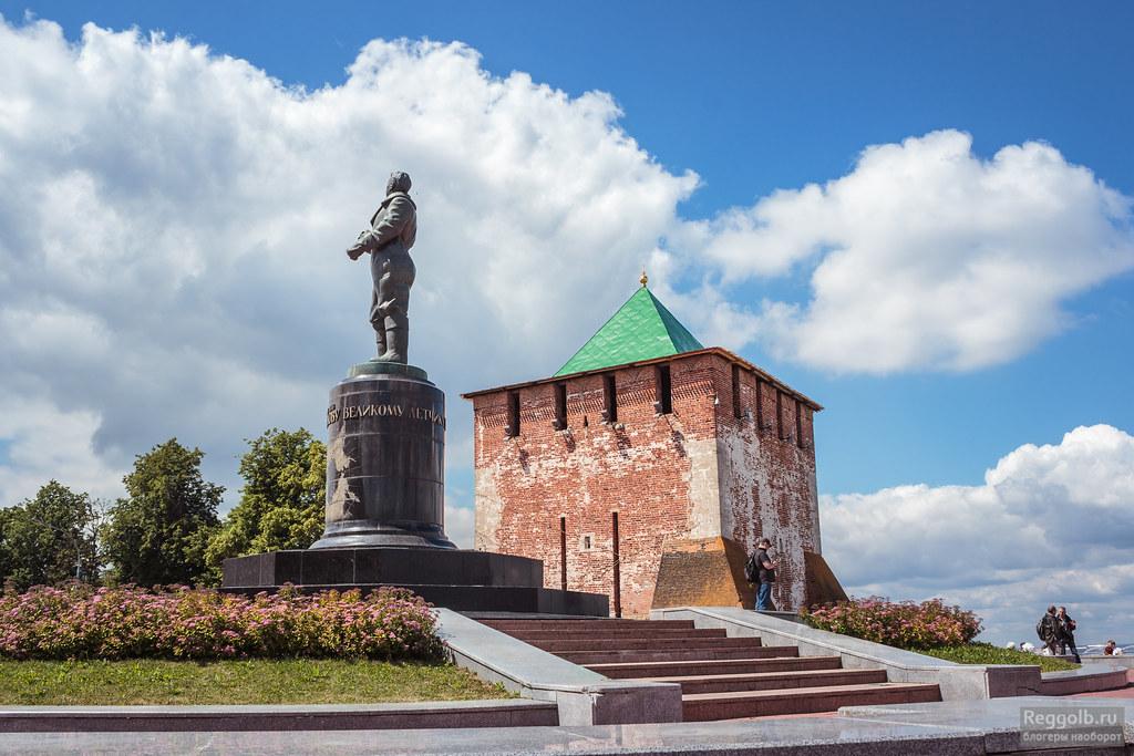 нижний Новгород кремль фото