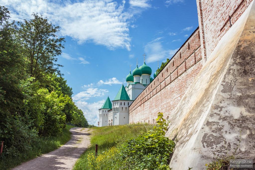 углич борисоглебское монастырь фото