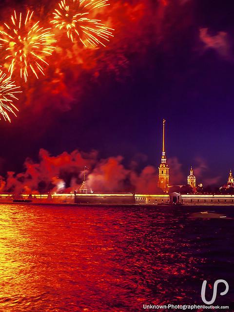One Shot Fireworks
