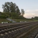 Vaboles dzelzceļa stacija, 03.08.2018.