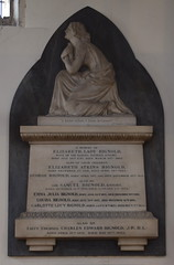 'I know whom I have believed': Bignold memorial, 1830s