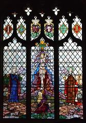 Crucifixion (Alfred Wilkinson, c1950)
