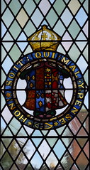 Henry VIII impaled with Jane Seymour (1536)