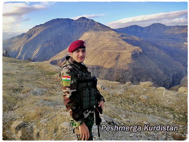 Kurdistan's Peshmerga Forces