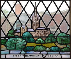 Norwich Cathedral (Alfred Wilkinson, c1950)