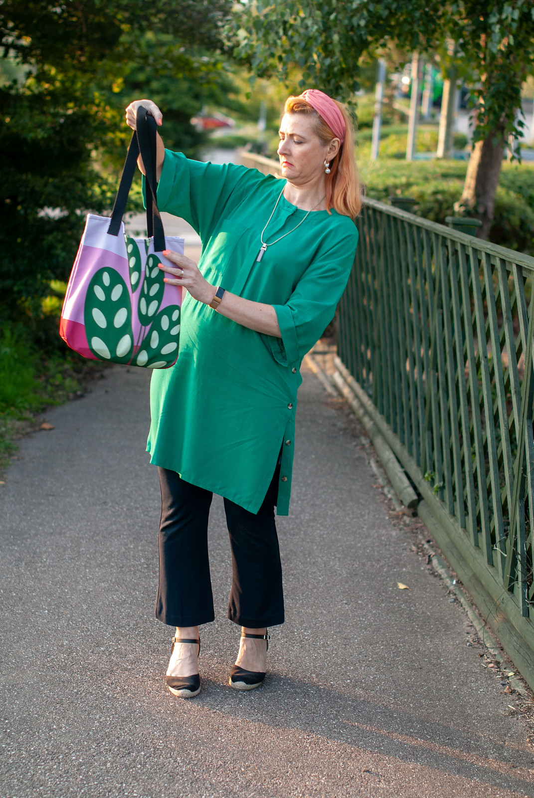 Not Dressed As Lamb Fashion Blogger Bloopers & Outtakes 2019 | The one where something about my bag repulsed me