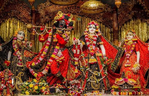 ISKCON Mayapur Deity Darshan 31 Dec 2019