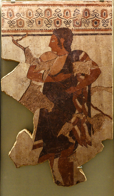 The Colors of the Etruscans - I -