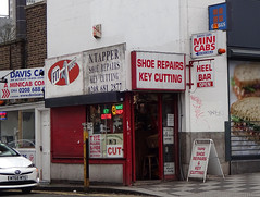 Picture of N Tapper Shoe Repairs, 10a London Road
