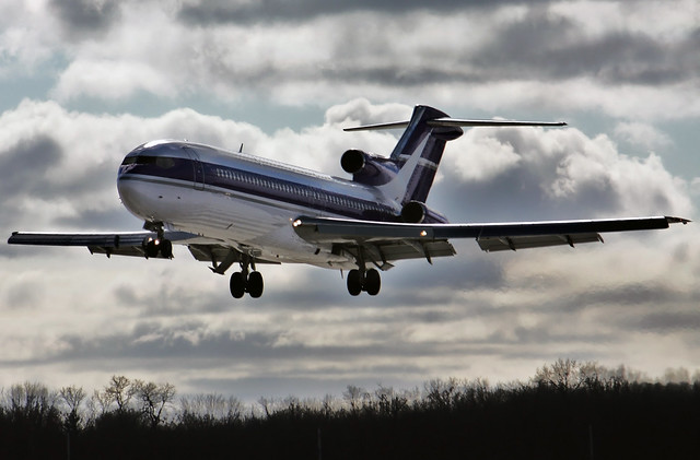 Classic airliner to finish this year and decade....